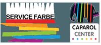 Service Farbe Logo